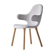 &tradition - Catch Chair JH1 - Chaise piètement en chêne