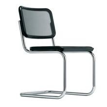 Thonet - S 32 N Cantilever Chair Beech