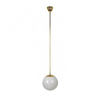 Tecnolumen - HL 99 Bauhaus Pendelleuchte - messing/Metall/Größe 2/Ø 25cm