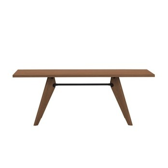 Vitra - Table Solvay Prouvé Tisch