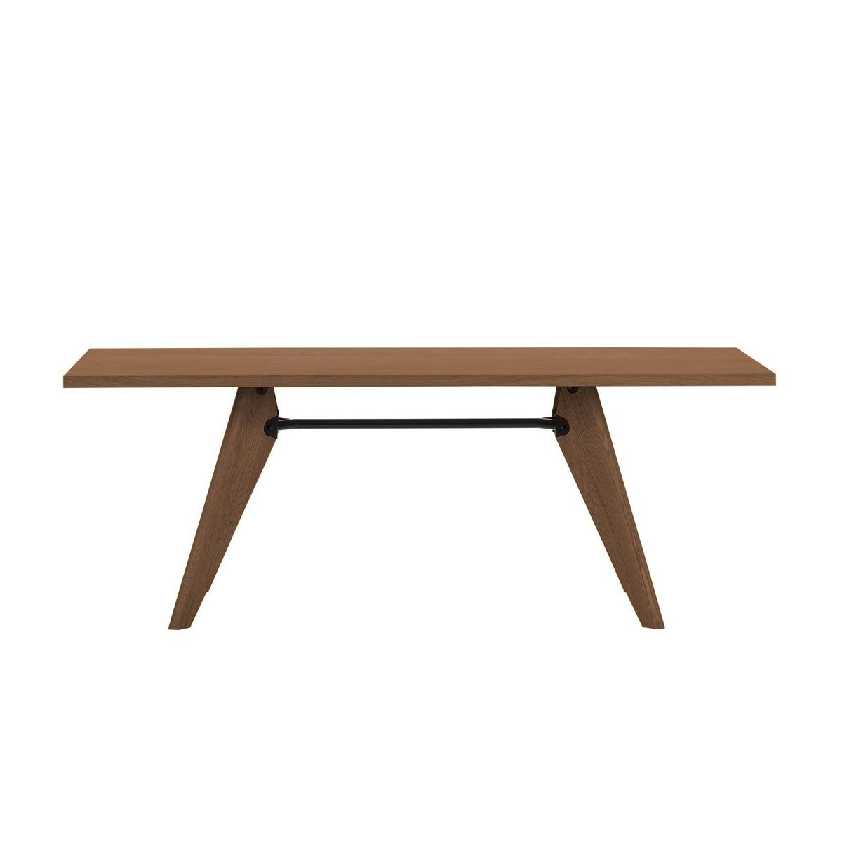 Table solvay prouv tisch vitra for Vitra tisch replica