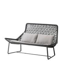 Kettal - Maia 2-Sitzer Sofa Kufe