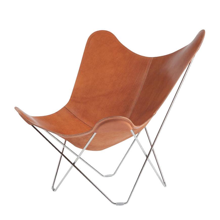 designer sessel leder chrom couch sessel leder mbelideen. Black Bedroom Furniture Sets. Home Design Ideas