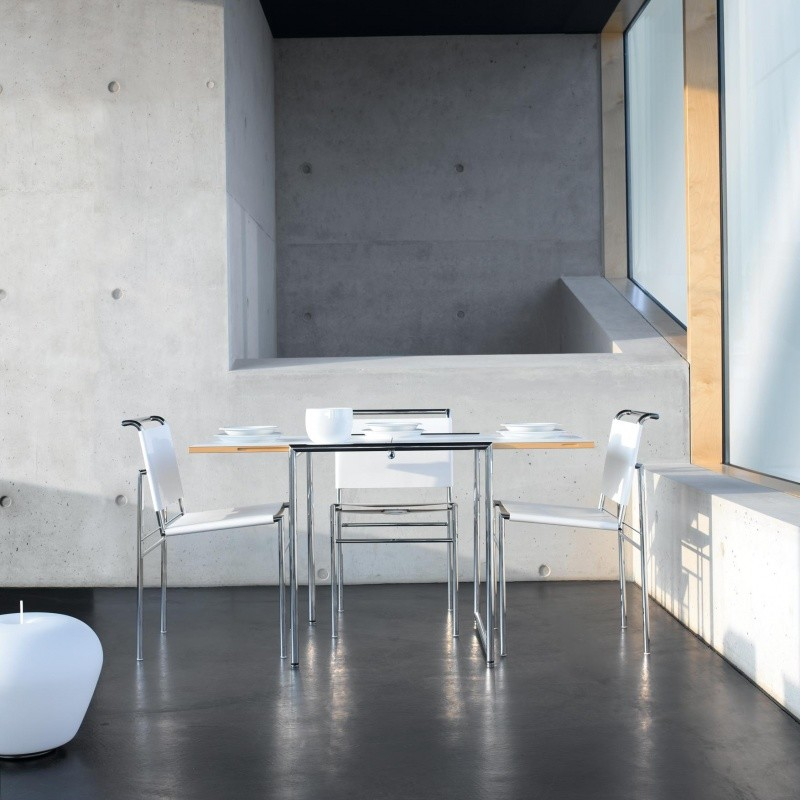 Eileen Gray Tisch jean table classicon ambientedirect com
