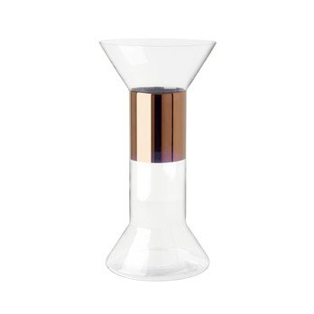 Tom Dixon - Tank Post Vase - kupfer/H 60cm, Ø 30cm