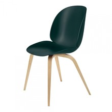 Gubi - Beetle Dining Chair Gestell Eiche