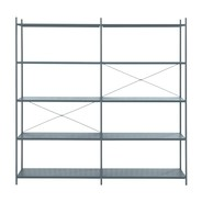 ferm LIVING - Punctual Shelving System 2x5