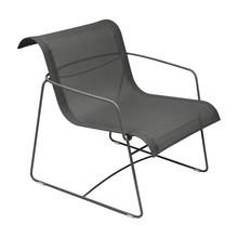 Fermob - Chaise de jardin avec accoudoirs Ellipse