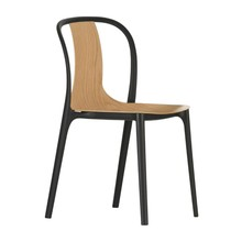 Vitra - Belleville Chair Wood Stuhl