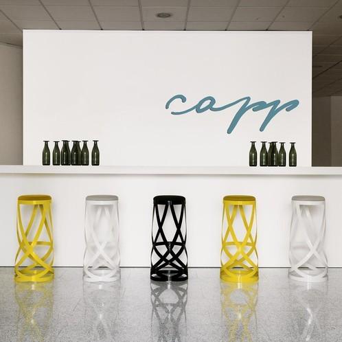 Cappellini - Ribbon Hocker/Barhocker