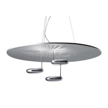 Artemide - Droplet Sospensione LED Pendelleuchte - aluminium/poliert/3000K/Ø100cm