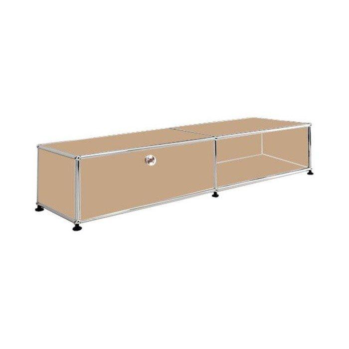 Sideboard Beige usm tv hi fi sideboard h 29cm usm haller ambientedirect com