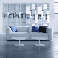 MDF Italia - Mate 2012 2S Extra Sofa