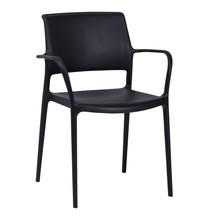 Jan Kurtz - Chaise de jardin avec accoudoirs Ara