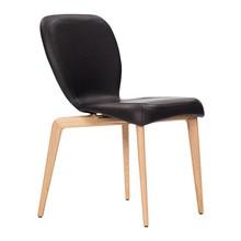 ClassiCon - Munich Chair gepolstert Leder
