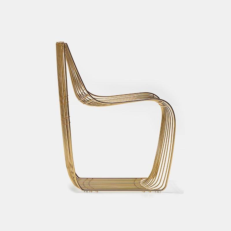 sign filo chair mdf italia. Black Bedroom Furniture Sets. Home Design Ideas