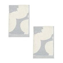 Marimekko - Unikko Jacquard Guest Towel Set of 2