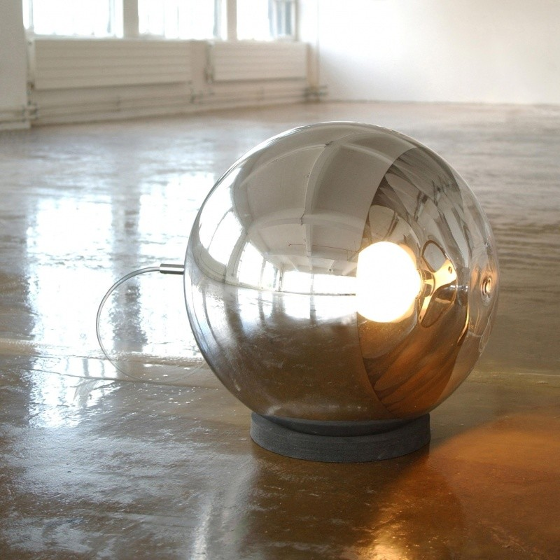 Mirror Ball Floor Lamp | Tom Dixon | AmbienteDirect.com