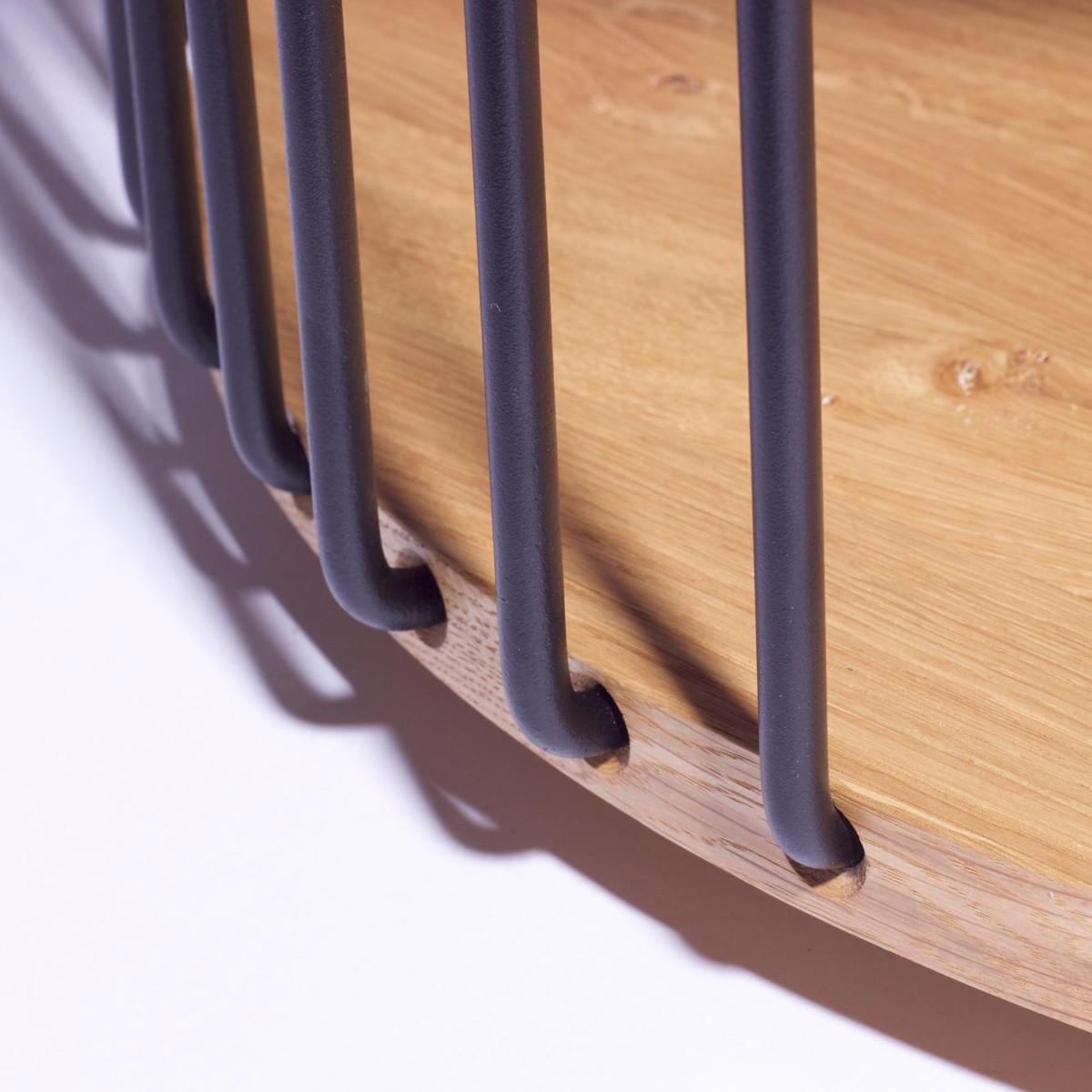 stitch table d 39 appoint 40cm version haute m lab. Black Bedroom Furniture Sets. Home Design Ideas