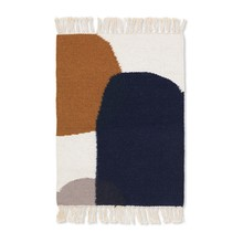 ferm LIVING - Kelim Merge Entrance Mat 70x50cm