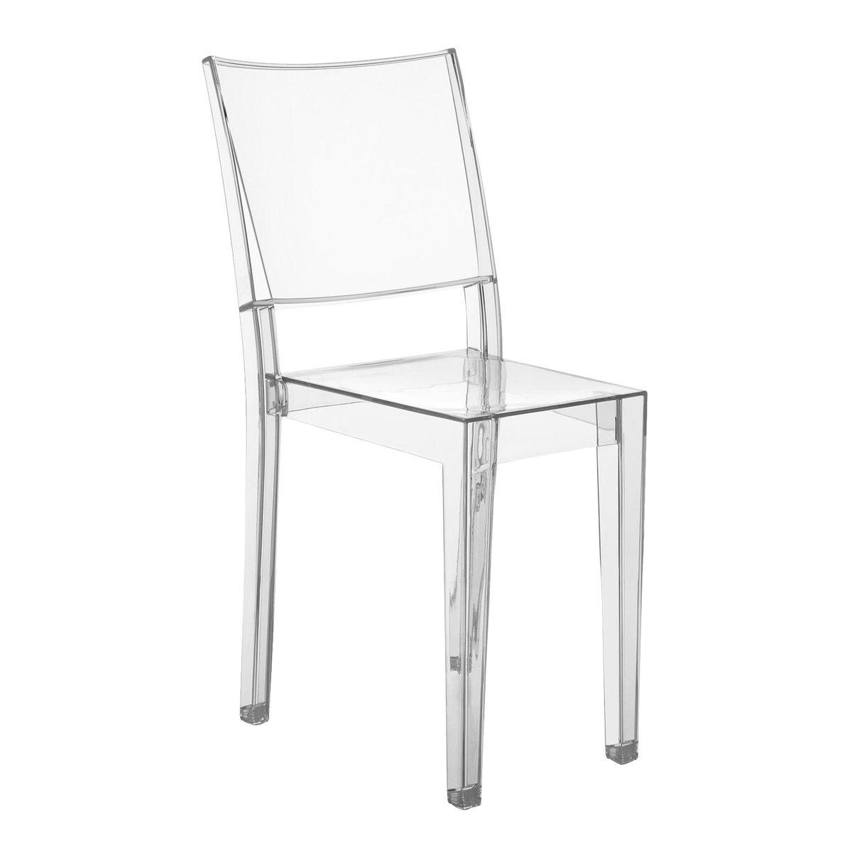 la marie chair  kartell  ambientedirectcom - kartell  la marie chair  crystal cleartransparent