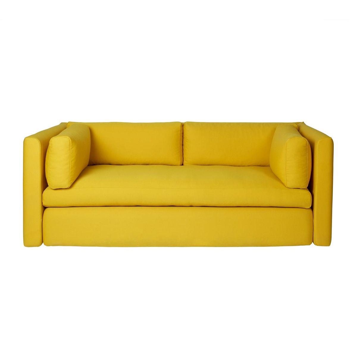 hackney 2 seater sofa hay. Black Bedroom Furniture Sets. Home Design Ideas