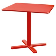 emu - Table de jardin Darwin 80x80cm pliable