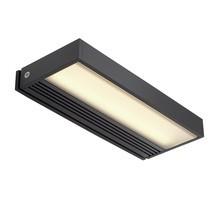 Serien - SML LED Wandfluter schwarz
