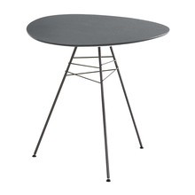 Arper - Leaf Table de Jardin - triangulaire H74