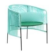 Ames - Chaise de jardin avec accoudoir Caribe Lounge