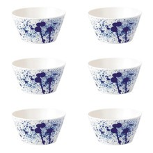 Royal Doulton - Pacific Splash Müslischale 6er Set Ø15cm