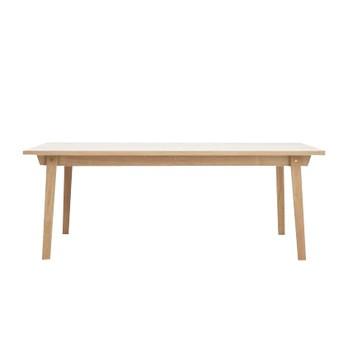 Normann Copenhagen - Slice Holz Esstisch - eiche/LxB 200x90cm