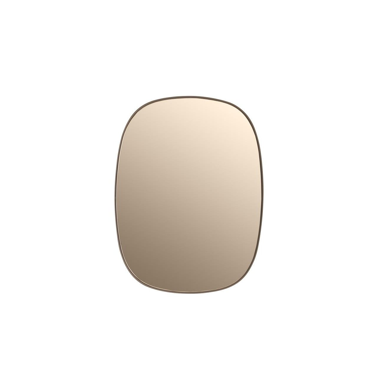Muuto Framed Mirror Spiegel 59x44cm | AmbienteDirect