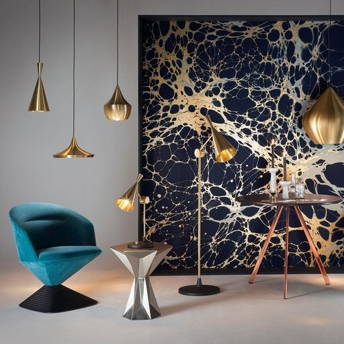 Tom Dixon - Beat Floor Stehleuchte