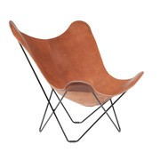 cuero - Pampa Mariposa Butterfly Chair - Sillon