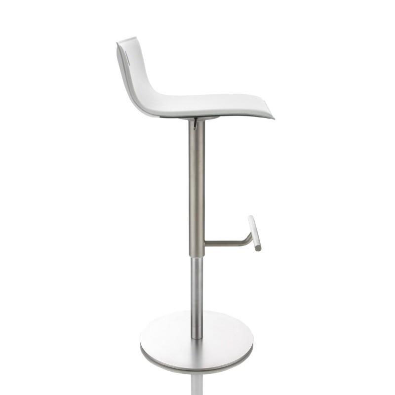 Thin Bar Stool Adjustable La Palma Ambientedirect Com