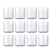 Bloomingville - Votive Glasbecher klar 12er Set