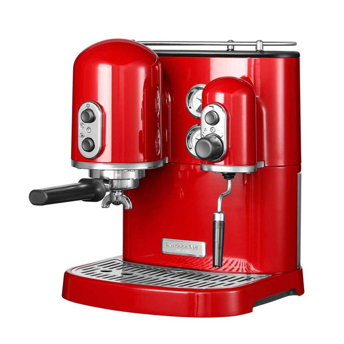 kitchen aid expresso machine