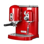 KitchenAid - Artisan 5KES2102 Espressomaschine - empire rot/1300W, 220-240V/15 Bar