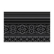Moooi - Carpet Nr. 03 - Alfombra - blanco/marrón/300x200cm