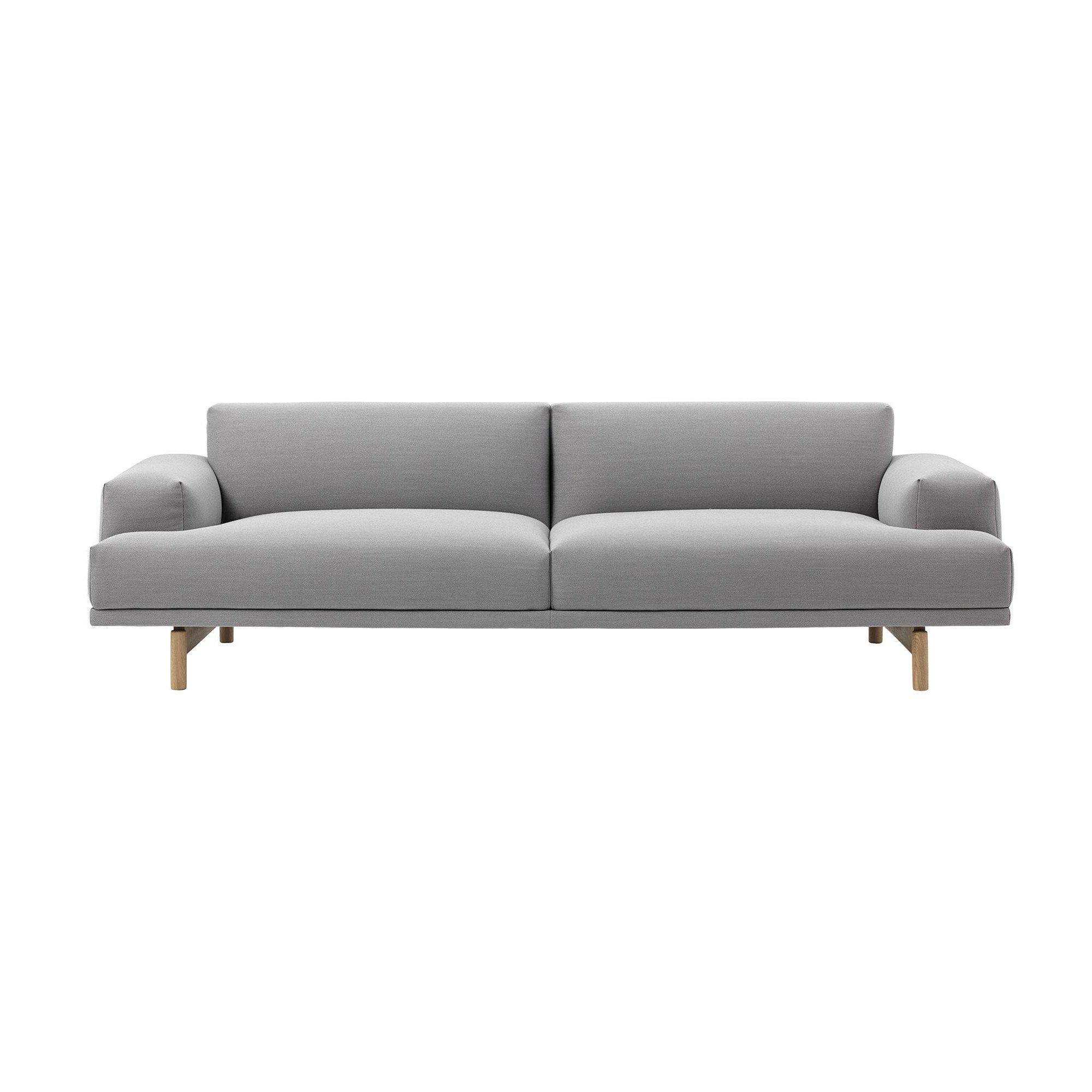 Muuto pose 3 Sitzer Sofa Muuto