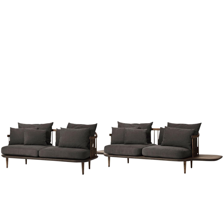 Tradition Fly Sc3 2 Sitzer Sofa Mit Ablage Ambientedirect
