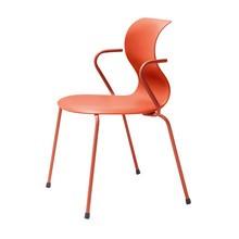 Flötotto - Pro 6 Armlehnstuhl Gestell lackiert
