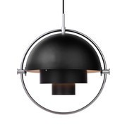 Gubi - Multi-Lite Suspension Lamp Chrome