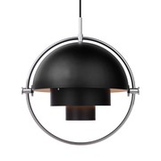 Gubi - Suspension Multi-Lite Ø32cm structure chrome