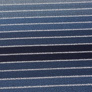Chilewich - Shag Block Stripe - Door Mat 46x71cm