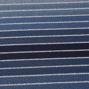 Chilewich - Shag Block Stripe Door Mat 46x71cm