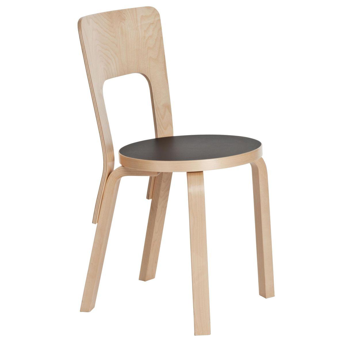 Stuhl zeichnung  Artek 66 Stuhl | Artek | AmbienteDirect.com
