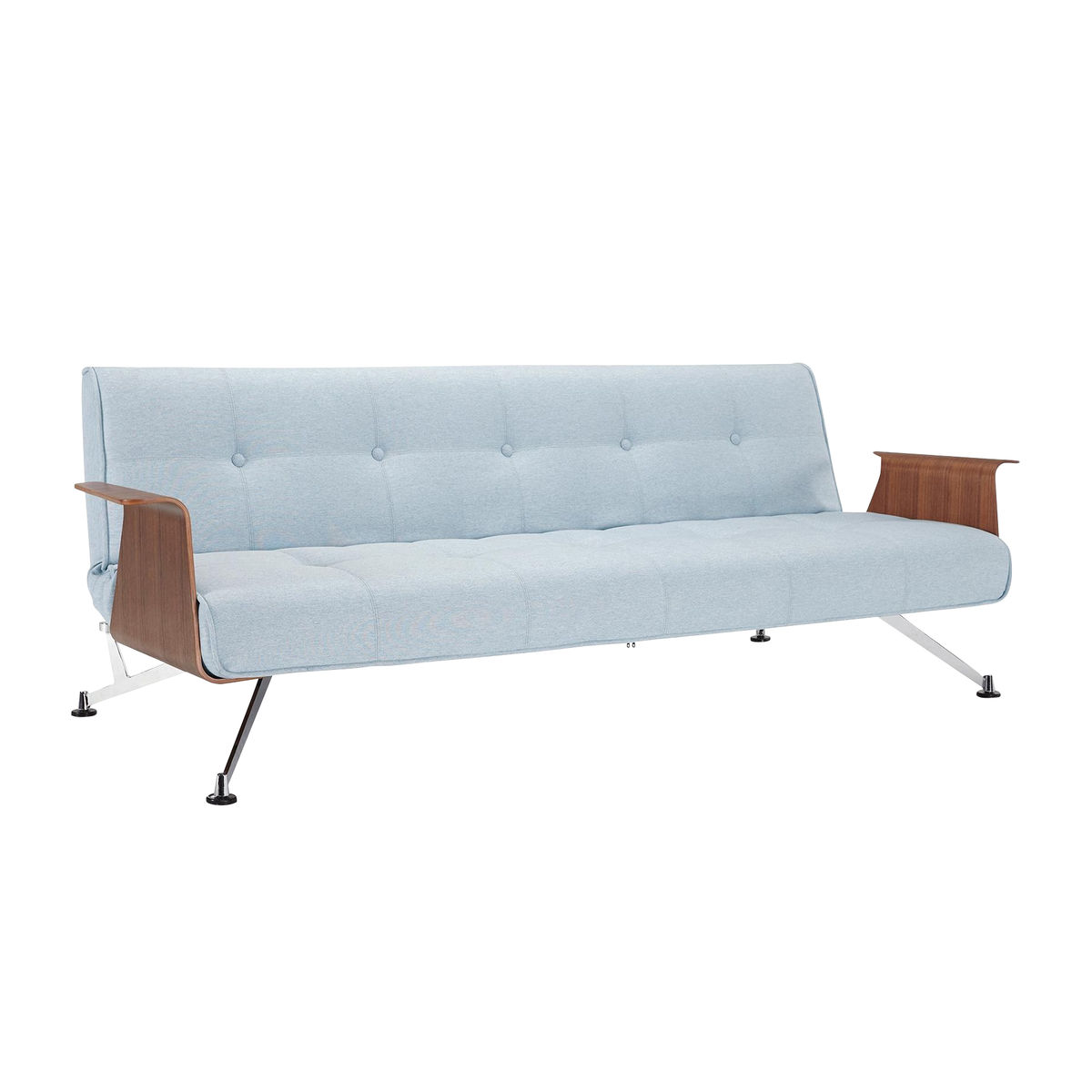 Clubber 03 sofa bed with armrests innovation for Innovation sofa cover