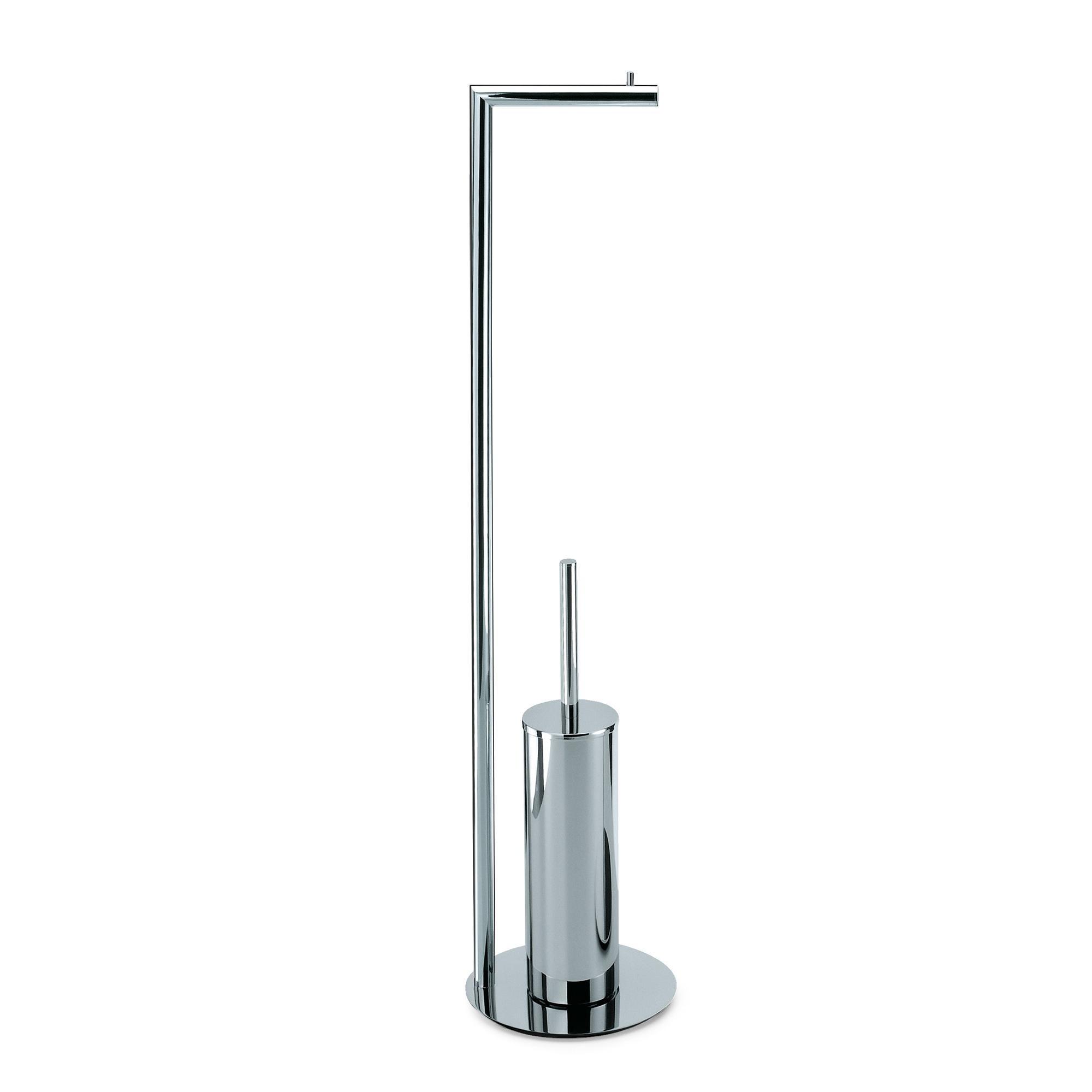 Decor Walther Bathroom Accessories.Straight 7 Toilet Brush Set